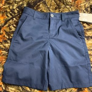 NEW Under Armour Shorts NAVY Boy 10